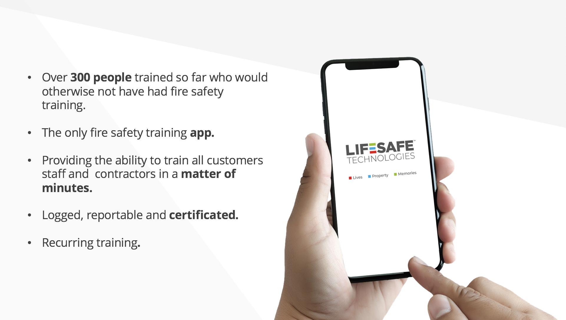 fire training app